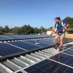 Melbourne Solar Panel Cleaning